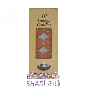 شمع وارمر 10 عددی رنگی ایرانی مدل TeaLight